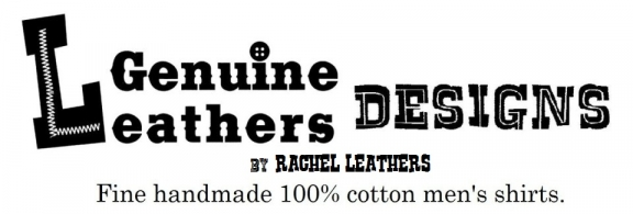 Genuine Leathers Designs Banner