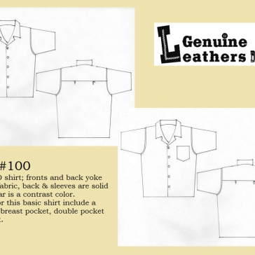 Style #100
